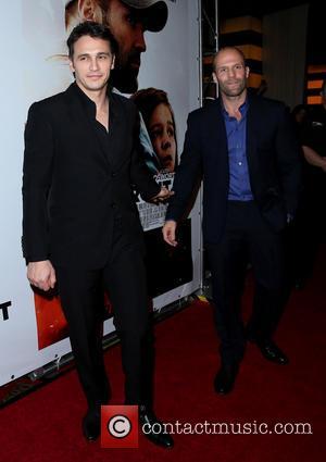 James Franco and Jason Statham