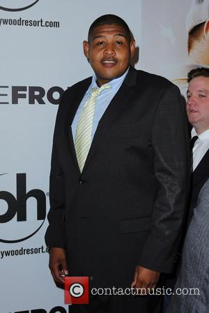 Omar Benson Miller - HomeFront Red Carpet Premiere at Planet Hollywood Resort and Casino Las Vegas, NV - Las Vegas,...