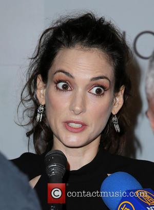 Winona Ryder - HomeFront Red Carpet Premiere at Planet Hollywood Resort and Casino Las Vegas, NV - Las Vegas, Nevada,...