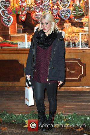 Amelia Lily - Hyde Park Winter Wonderland opening - Arrivals. - London, United Kingdom - Thursday 21st November 2013