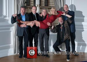 Michael Palin, Eric Idle, Terry Jones, Terry Gilliam, John Cleese and Carol Cleveland