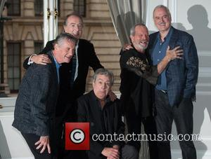 Michael Palin, Eric Idle, Terry Jones, Terry Gilliam and John Cleese