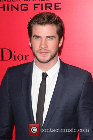 Liam Hemsworth - Lionsgate Present the NY Special Screening of The Hunger Games Catching Fire at AMC Lincoln Square Theater...