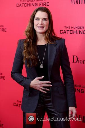 Brooke Shields - New York Screening of
