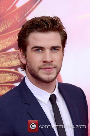 Liam Hemsworth - New York Screening of