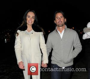 Tamara Ecclestone and Jay Rutland - Winter Wonderland VIP Launch in Hyde Park - London, United Kingdom - Thursday 21st...