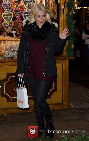 Amelia Lily - Winter Wonderland VIP Launch in Hyde Park - London, United Kingdom - Thursday 21st November 2013