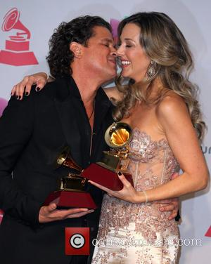 Grammy Awards, Natalie Cole, Carlos Vives