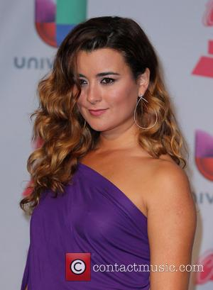 Cote de Pablo - 2013 Latin Grammy Awards Media Room Arrivals At Mandalay Bay Resort and Casino - Las Vegas,...
