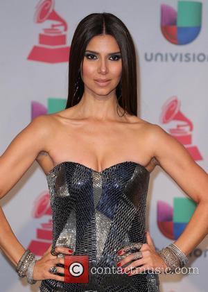 Roselyn Sanchez - 2013 Latin Grammy Awards Media Room Arrivals At Mandalay Bay Resort and Casino - Las Vegas, Nevada,...