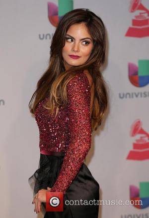 Ximena Navarrete - 2013 Latin Grammy Awards Media Room Arrivals At Mandalay Bay Resort and Casino - Las Vegas, Nevada,...