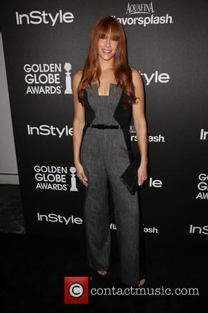 Amanda Righetti - The Hollywood Foreign Press Association (HFPA) And InStyle 2014 Miss Golden Globe Announcement/Celebration At Fig & Olive...