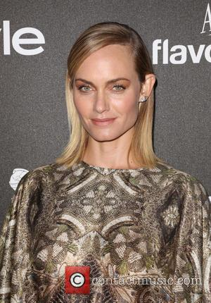 Amber Valletta - The Hollywood Foreign Press Association (HFPA) And InStyle 2014 Miss Golden Globe Announcement/Celebration At Fig & Olive...