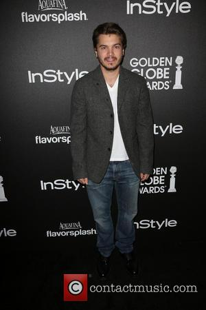 Emile Hirsch - The Hollywood Foreign Press Association (HFPA) And InStyle 2014 Miss Golden Globe Announcement/Celebration At Fig & Olive...