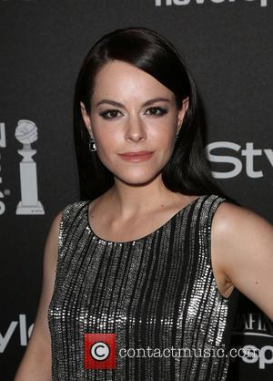 Emily Hampshire - The Hollywood Foreign Press Association (HFPA) And InStyle 2014 Miss Golden Globe Announcement/Celebration At Fig & Olive...