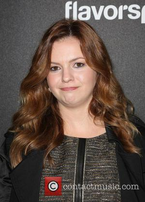Amber Tamblyn - The Hollywood Foreign Press Association (HFPA) And InStyle 2014 Miss Golden Globe Announcement/Celebration At Fig & Olive...