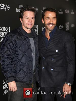 Mark Walhberg and Jeremy Piven