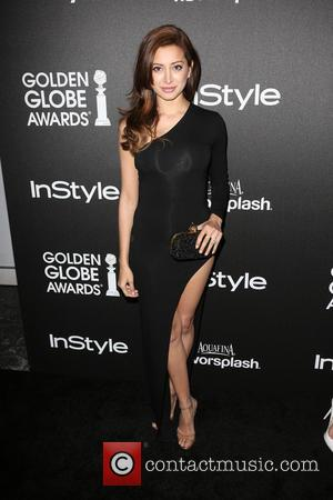 Noureen DeWulf - The Hollywood Foreign Press Association (HFPA) And InStyle 2014 Miss Golden Globe Announcement/Celebration At Fig & Olive...