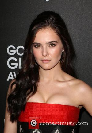 Zoey Deutch - The Hollywood Foreign Press Association (HFPA) And InStyle 2014 Miss Golden Globe Announcement/Celebration At Fig & Olive...