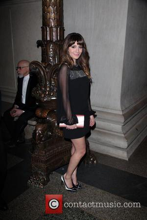 Nasim Pedrad - Florence +The Machine Performs at American Museum of Natural Historys 2013 - NYC, New York, United States...