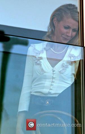 Gwyneth Paltrow - Mortdecai filming on the Southbank in LondonFeaturing: Gwyneth PaltrowWhere: London, United KingdomWhen: 22 Nov 2013Credit: David Sims/WENN.com...