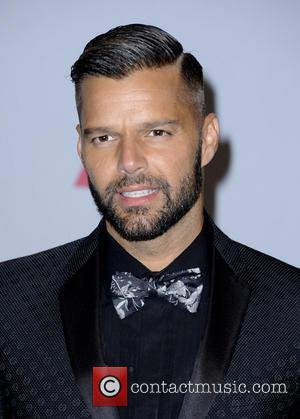 Ricky Martin - The Latin Grammys 2013 - Las Vegas, Nevada, United States - Friday 22nd November 2013
