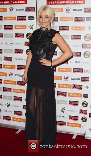 Amelia Lily - Urban Music Awards 2013 held at Porchester Hall - Arrivals - London, United Kingdom - Friday 22nd...