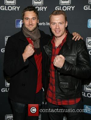 Ryan James Eggold and Diego Klattenhoff