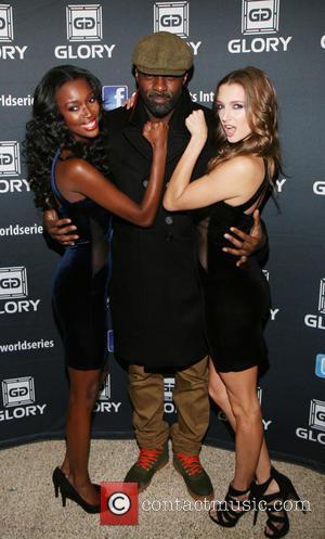 Tia Shipman, Idris Elba and Alyssa Arce