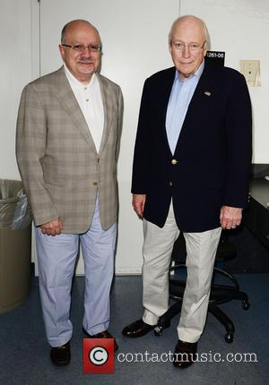 Dick Cheney and President Of Miami Dade College Eduardo J. Padron