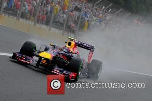 Mark Webber - Brazilian Formula One Grand Prix 2013 - Qualifying - Sao Paulo, Brazil - Saturday 23rd November 2013