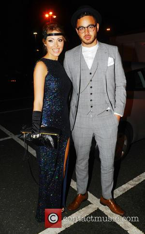 Adam Thomas - Denise Welch's and Tim Healy's Gatsby Themed Gem Appeal Winter Ball - Manchester, United Kingdom - Saturday...