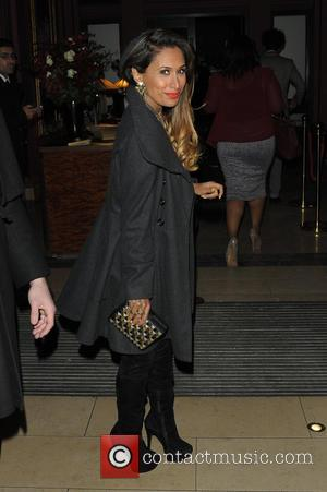 Preeya Kalidas - Kelly Brook out on birthday at Steam and Rye - London, United Kingdom - Saturday 23rd November...