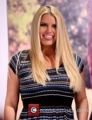 Jessica Simpson - Jessica Simpson and sister Ashlee appear at...