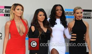 Aubrey O'day, Andrea Fimbres, Dawn Richards and Shannon Bex