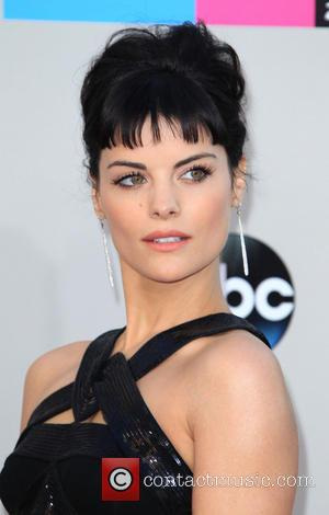 Jaimie Alexander - 2013 American Music Awards - Arrivals held at Nokia Theatre L.A. Live in Los Angeles, CA. 24-11-2013...