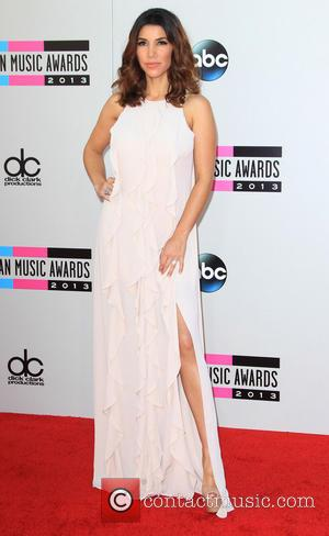 Adrianna Costa - 2013 American Music Awards - Arrivals held at Nokia Theatre L.A. Live in Los Angeles, CA. 24-11-2013...