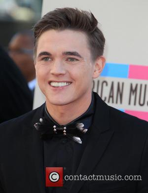 Jesse McCartney - 2013 American Music Awards - Arrivals held at Nokia Theatre L.A. Live in Los Angeles, CA. 24-11-2013...