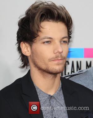 Louis Tomlinson - 2013 American Music Awards