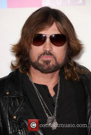 Billy Ray Cyrus - 2013 American Music Awards at Nokia Theatre L.A. Live  - Arrivals - Los Angeles, California,...