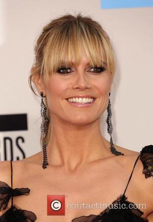 Heidi Klum Retires From Lingerie Modelling On The Catwalk Aged 40