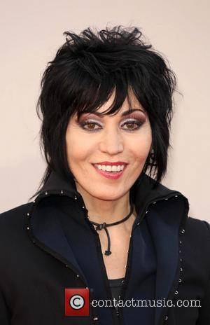 Joan Jett - 2013 American Music Awards at Nokia Theatre L.A. Live  - Arrivals - Los Angeles, California, United...