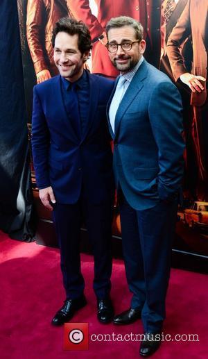Steve Carell and Paul Rudd