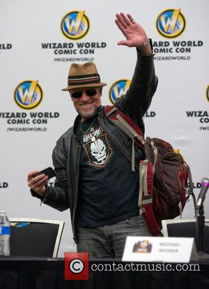 Michael Rooker - Wizard World Austin Comic Con 2013 at the Austin Convention Center - Day 3 - Austin, Texas,...