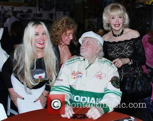 Mamie Van Doren, Marty Ingles and Francine York