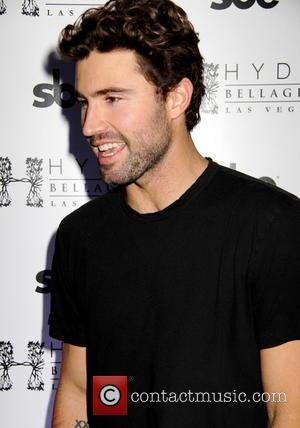 Brody Jenner - Reality star Brody Jenner readies to host a night at Hyde Nightclub in Las Vegas, NV. -...