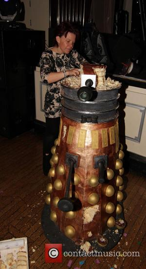 Doctor Who and Dawn Butler