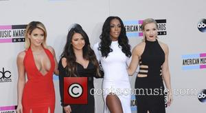 Danity Kane Group - The  2013 American Music Awards Arrivals - Los Angeles, California, United States - Sunday 24th...