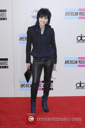 Joan Jett - The  2013 American Music Awards Arrivals - Los Angeles, California, United States - Sunday 24th November...