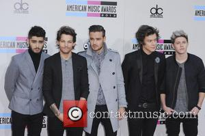 One Direction - The  2013 American Music Awards